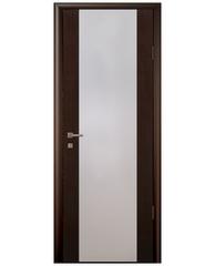 Межкомнатная дверь Межкомнатная дверь Кошель А.М. Коричнево-белая
