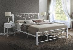 Кровать Кровать Signal Parma 160 (белый)