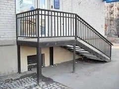Элементы ограждений и лестниц ИП Кузура В.С. Пример 9Д