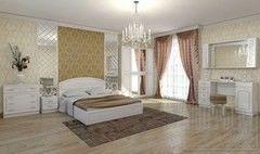Спальня Интерьер-Центр Венеция-1 (жемчуг)