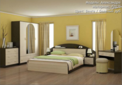 Спальня Настоящая мебель Александра