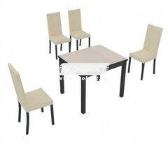 Обеденный стол Обеденный стол СтолПлит Диез Т5 + Этюд Т5