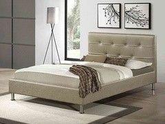 Кровать Кровать Kondor Rizz 120х190 античный золотой