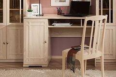 Письменный стол Глазовская мебельная фабрика Sherlock-115 (дуб сонома)