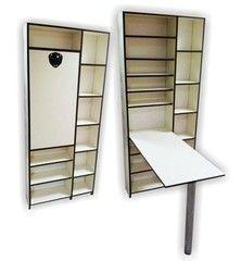 Мебель для салонов красоты Roofix Стеллаж + стол маникюрный 2 in 1