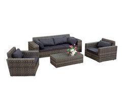 Комплект мебели из ротанга Sundays С24562/760347