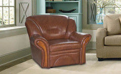Кресло Кресло ZMF Дели 102x98x97 (искусственная кожа)
