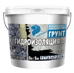 Гидроизоляция Гидроизоляция MaLevanka эластичная 10 л готовая