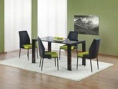 Обеденный стол Обеденный стол Halmar Kevin (черный)