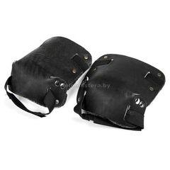 Наколенники (кожаные на войл. подкл.) (нк-1)