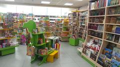 Торговая мебель Торговая мебель Фельтре Книжный магазин 8