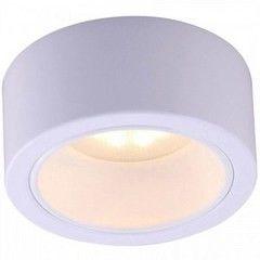 Встраиваемый светильник Arte Lamp Effetto A5553PL-1WH