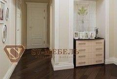 Комод Комод SV-Мебель Лагуна 0129 (дуб млечный/дуб венге)