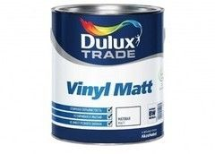 Краска Краска Dulux Vinyl Matt 10 л (база BW)
