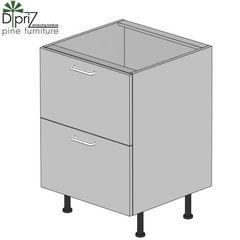 Кухонный шкаф Кухонный шкаф Диприз Шкаф нижний 60 Д 9001-28