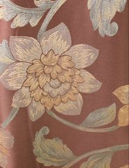 Ткани, текстиль noname Портьера с рисунком 196-14-300