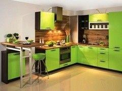 Кухня Кухня Монтанья Пример 35