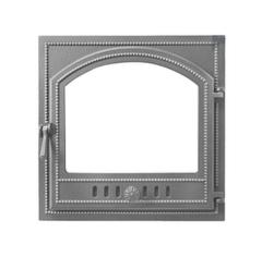 Комплектующие для печей и каминов Везувий Дверь 205 (не крашенная, без стекла)