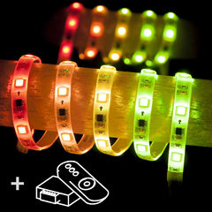 Elektrostandard Set Led Strip 5050 5m 12V 30Led 7,2 W RW IP65