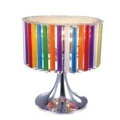 Настольный светильник Crystal Lux POKER TL5+1