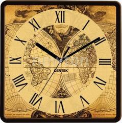 Часы Часы CENTEK Настенные часы CENTEK CT-7103 Map