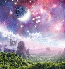 Фотообои Фотообои Твоя планета Фэнтези
