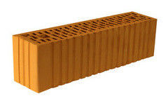 Кирпич Керамический кирпич Радошковичский КЗ блок поризованный пустотелый 510х120х138 4,5NF 8 кг М-125