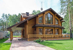 Строительство домов Дом с мансардой ИП Сопин А.В. Пример 42
