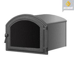 Комплектующие для печей и каминов Везувий Духовка 217 (антрацит)