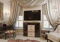 Комод Комод SV-Мебель №3 0126 (дуб млечный/дуб венге)