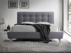 Кровать Кровать Signal Sevilla 140x200 (серый)
