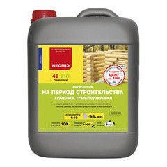 Защитный состав Антисептик для древесины Neomid 46 BiO - 5 л
