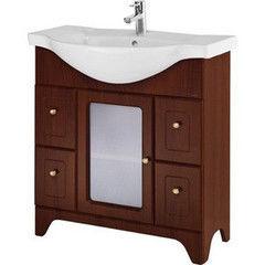 Мебель для ванной комнаты Cersanit Шкафчик SEVILLA под умывальник Libra/Omega 80