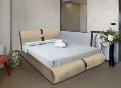 Кровать Кровать ZMF Милана (сп. место 160х200 см., беж)