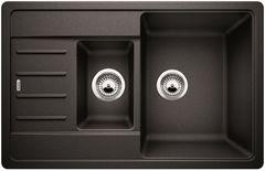 Мойка для кухни Мойка для кухни Blanco Legra 6 S Compact (521302M2) антрацит + Mida Silgranit
