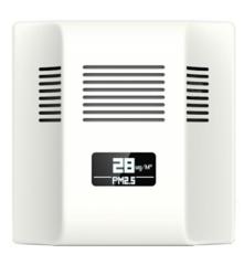 Умный дом GVS Датчик CO2 3 в 1 CSAQ-00/00.2