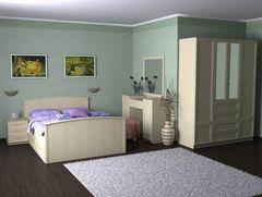 Спальня СлавМебель Модель-1