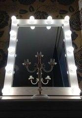 Зеркало Roofix с освещением (гримёрное)