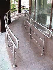 Элементы ограждений и лестниц Belamkon Пандусы и ограждения (Вариант 1)