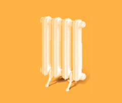 Радиатор отопления Радиатор отопления Минский завод отопительного оборудования 2КП100-90х500 (4 секции)