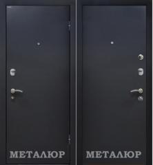 Входная дверь Входная дверь МеталЮр М41 (мет/мет)