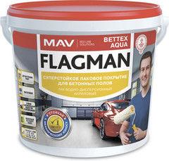 Лак Лак Flagman (MAV) Bettex Aqua суперстойкий матовый 1 л