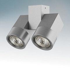 Настенно-потолочный светильник LightStar Illumo Х2 ALU 051039