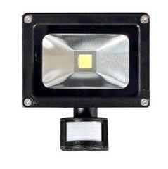 Прожектор Прожектор JazzWay PFL-10W/CW/BL/Sensor