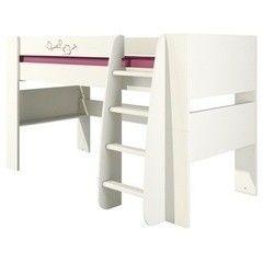 Двухъярусная кровать Мебель-Неман Сакура КРД120-1Д0