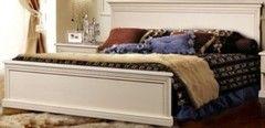 Кровать Кровать Гомельдрев Амелия ГМ 8072 (дуб/ слоновая кость)