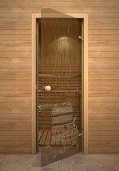Дверь для бани и сауны Дверь для бани и сауны Акма Для саун