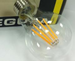 Лампа Лампа LBT Груша (лон) 6W A60 E27 2600K 220-240V 60380