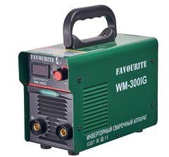 Сварочный аппарат Сварочный аппарат  Сварочный аппарат Favourite WM 300IG