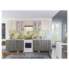 Кухня Кухня SV-Мебель Карамель (Дуб Сонома/Сосна Джексон)